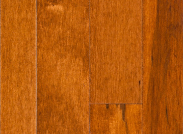 "Casa de Colour Natural 3/4""x2 1/4"" Maple Acer Saccharum Stained Finish Solid"