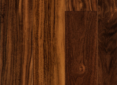 "BELLAWOOD Select 3/4""x3 1/4"" Patagonian Rosewood Piptadenia Macrocarpa 3280 Clear Finish Solid"