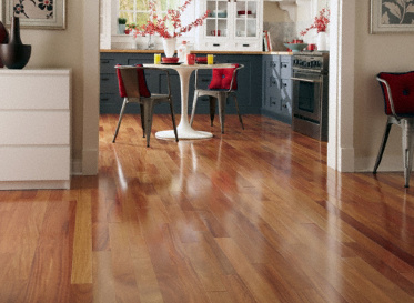 3 4 x 3 1 4 select red cumaru bellawood for Red cumaru flooring