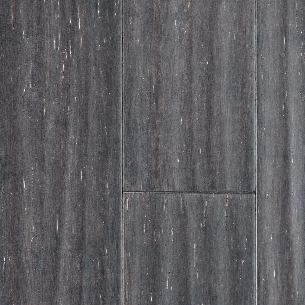 9 16 X 5 1 8 Silver Strand Handscraped Bamboo Morning