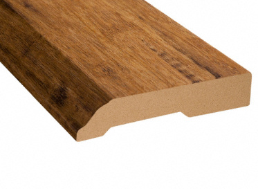 Antique Bamboo Baseboard