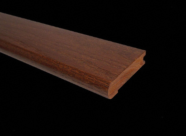Prefinished Cherry Oak Stair Nose