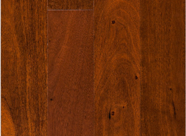"Sch�n Engineered Natural 5/16""x4"" Amendoim Peltogyne spp 1912 Stained Finish Engineered"