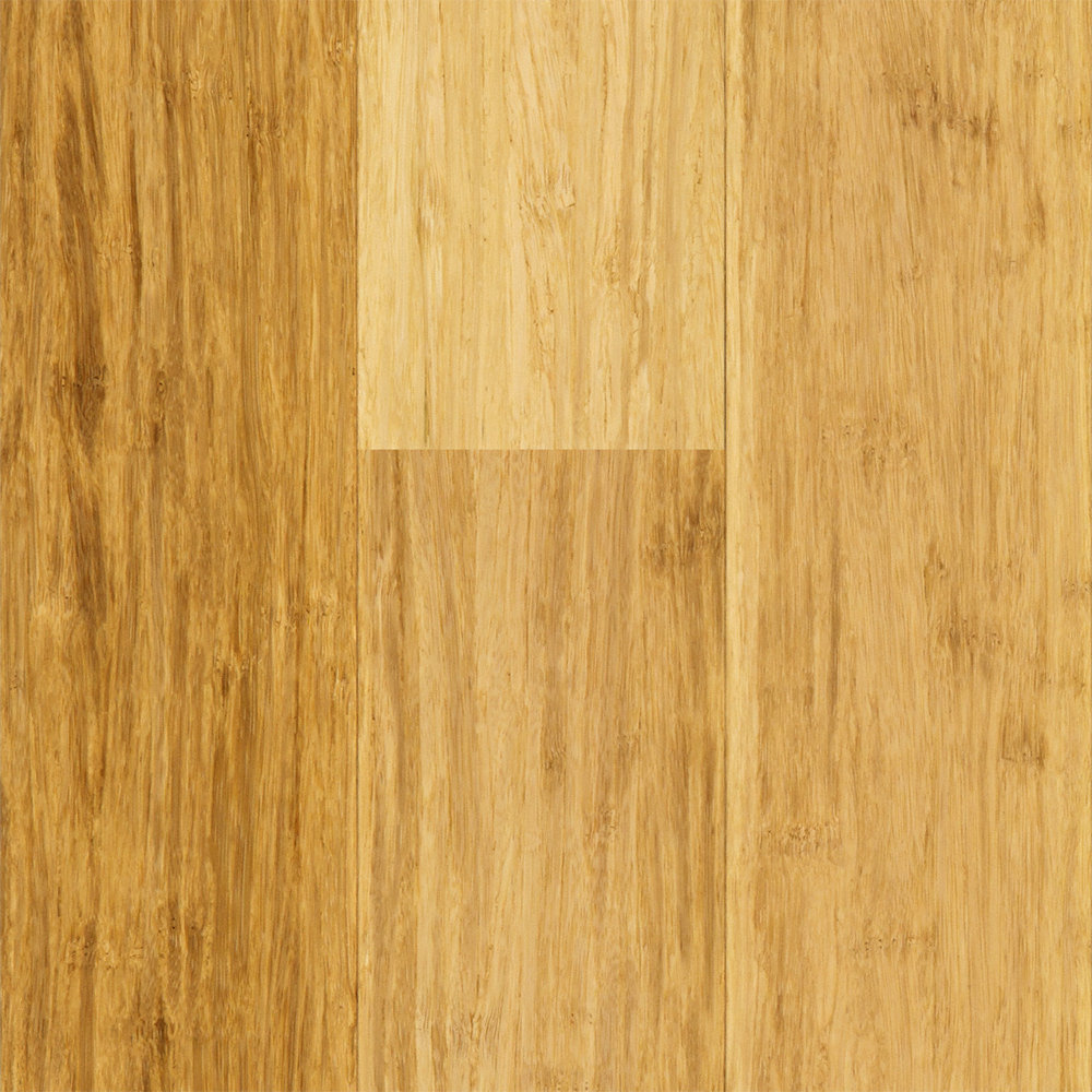 3 8 x 3 3 4 natural click strand bamboo major brand for Bamboo flooring outdoor decking