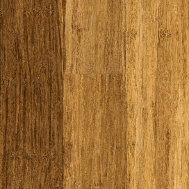 "Major Brand - 3/8"" x 3-3/4"" Click Strand Carbonized Bamboo ..."
