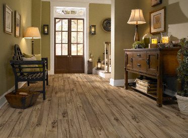 "Dream Home - St. James 12 mmx5"" HDF/Laminate"