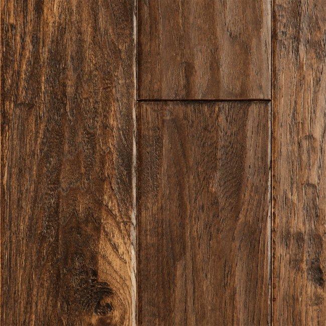 """Virginia Mill Works - 3/4"""" x 5"""" Harvest Hickory :Lumber Liquidators ..."""