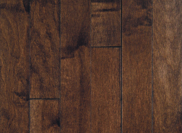 """Major BrandCabin3/4""""x5""""Stained FinishSolid"""