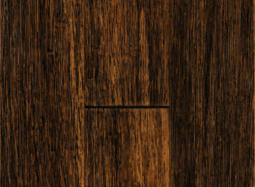 "Morning Star Natural 9/16""x5 1/8"" Bamboo Bamboo Stained Strand 3000 Stained Finish Solid"