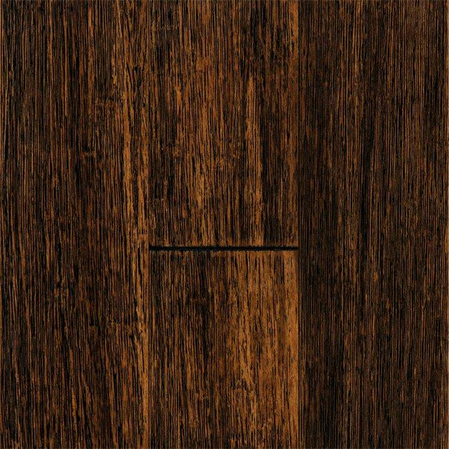 Morning star 9 16 x 5 1 8 smoked almond strand bamboo Morning star bamboo flooring