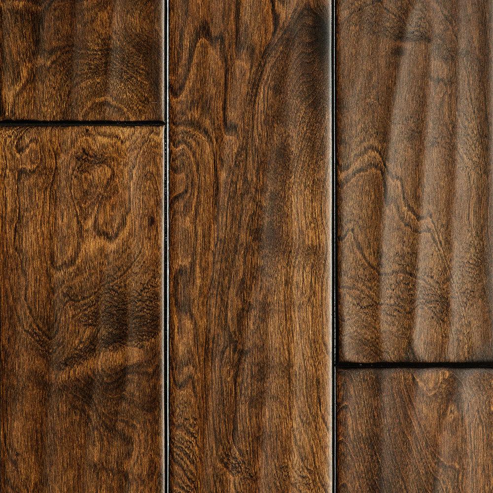 1 2 x 5 astoria birch handscraped virginia mill works for Lumber liquidators decking
