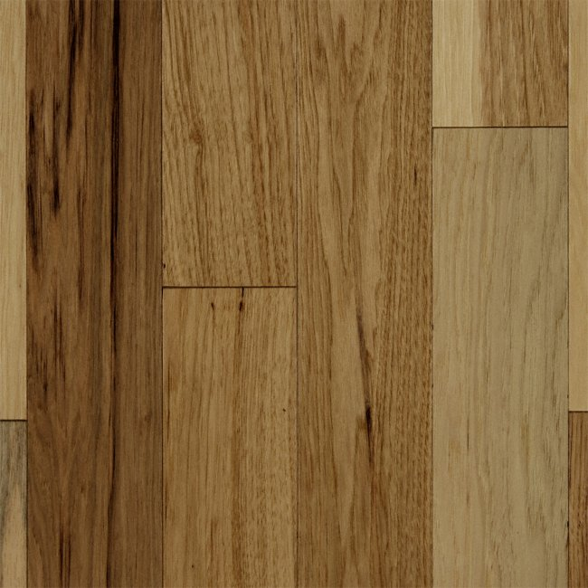Bellawood engineered 1 2 x 4 3 4 natural hickory for Bellawood bamboo