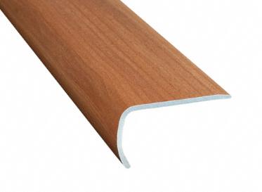 Westgard Pass Poplar Low Profile Stair Nose Lumber