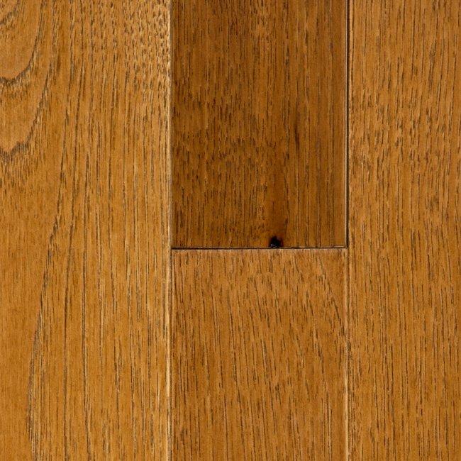 3 4 X 4 Golden Hickory Millrun Casa De Colour Lumber