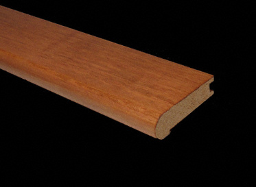 3 4 x 3 1 8 x 78 bolivian rosewood stair nose lumber for Bellawood bolivian rosewood