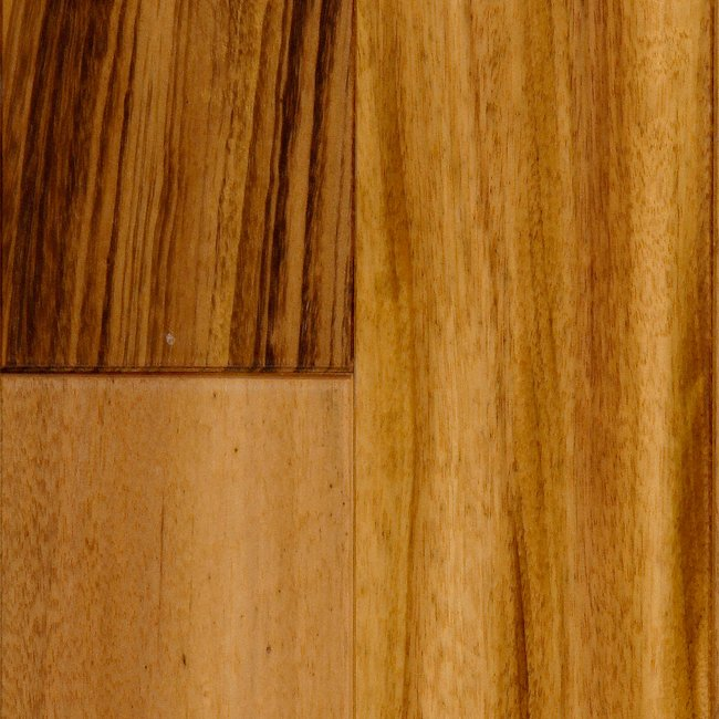 Bellawood 3 4 x 5 matte brazilian koa lumber for Bellawood prefinished hardwood flooring