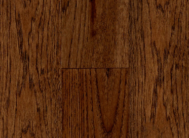 "Mayflower Natural 3/8""x5"" Hickory Carya illinoinensis  1820 Clear Finish Engineered"