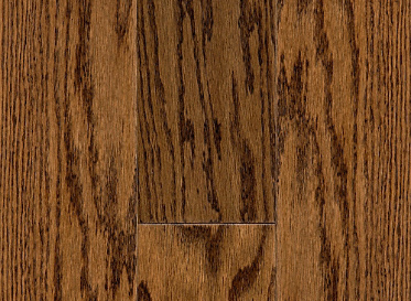 "Virginia Mill Works Engineered Natural 3/8""x5"" Oak Clear Finish Engineered"