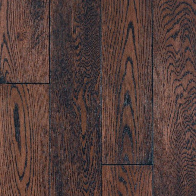 34 X 5 Coffee Oak Cabin Wirebrush Mayflower Lumber Liquidators