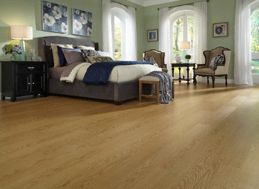 Dream home nirvana plus 8mm pad north american oak for Nirvana plus laminate flooring installation