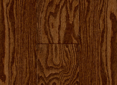 "Major Brand Natural 3/8""x3"" Stained Finish Engineered"