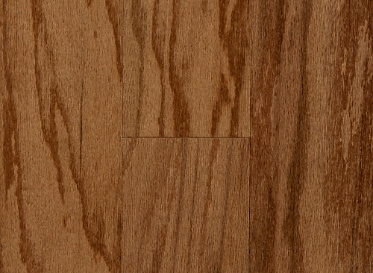 "Major Brand Natural 3/8""x5"" Stained Finish Engineered"