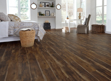 12mm Pad Antique Acacia Laminate Dream Home St James