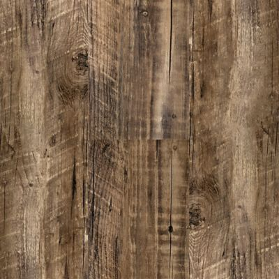 Tranquility 3mm rustic reclaimed oak click resilient vinyl