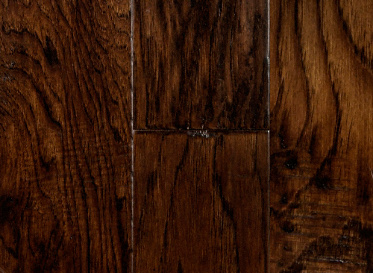 "Virginia Mill Works Engineered Clic Natural 3/8""x4 3/4"" Stained Finish Engineered"