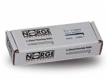 "Norge 1-1/2"" 18ga. Nails 1200-Count"