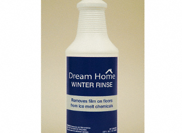 Dream home winter rinse floor cleaner 32 oz lumber for Dream home laminate floor cleaner