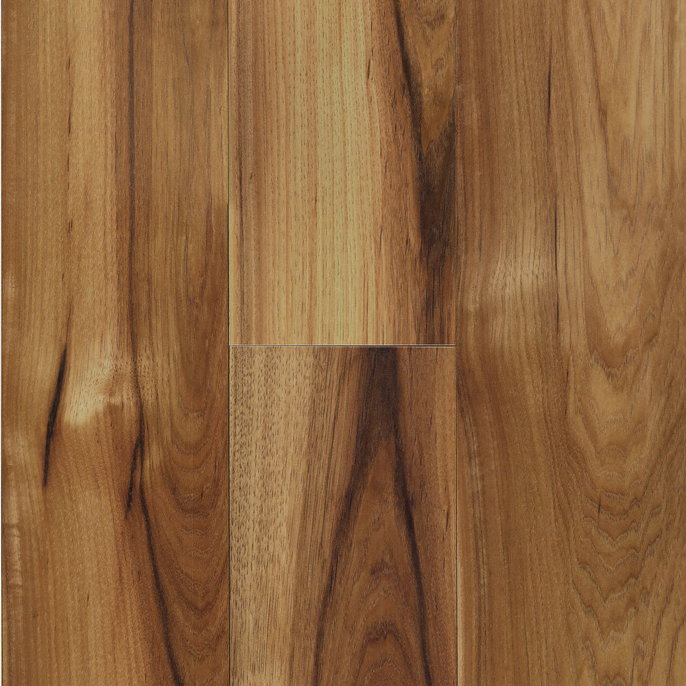 12mm heard county hickory high gloss laminate dream home for Laminate flooring chicago