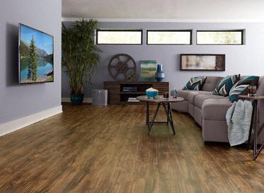 Coreluxe xd 7mm acacia evp lumber liquidators canada for Evp flooring