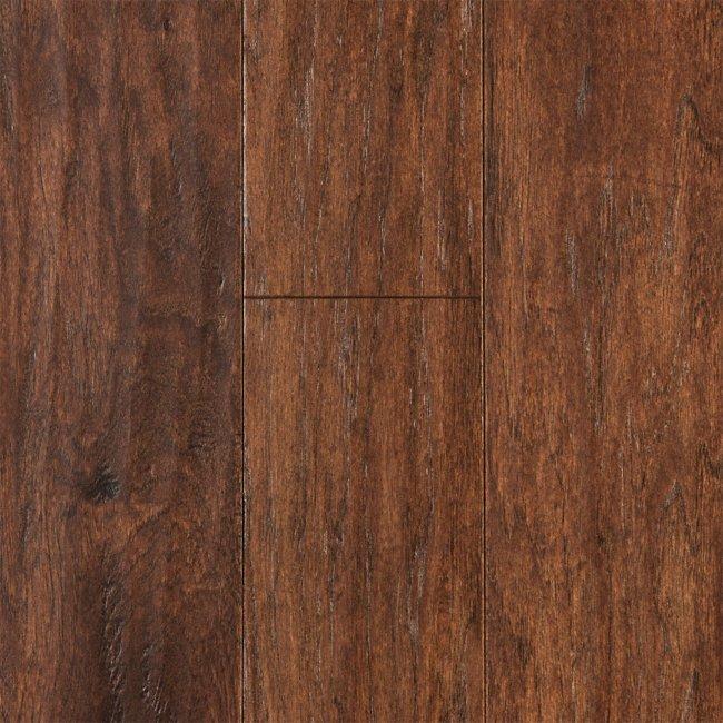 """Virginia Mill Works Engineered - 3/8"""" x 5"""" Harvest Hickory:Lumber ..."""