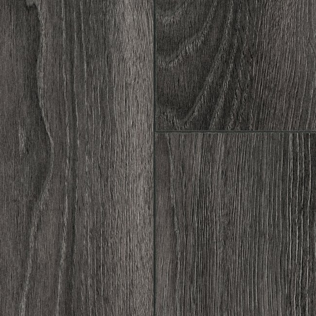 Dream Home 10mm Wirebrushed Carbon Oak Lumber