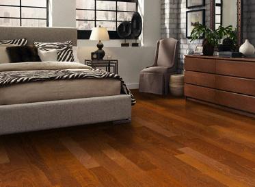 3 8 x 5 gunstock beech mayflower engineered lumber for Beech wood floors
