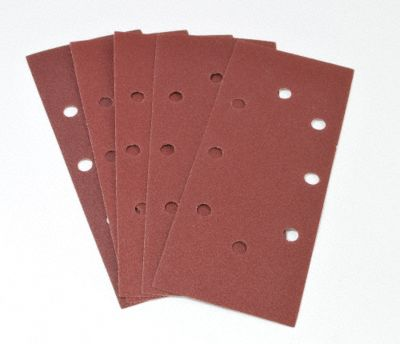 1/3 Sanding Belt 120 Grit 5-Piece
