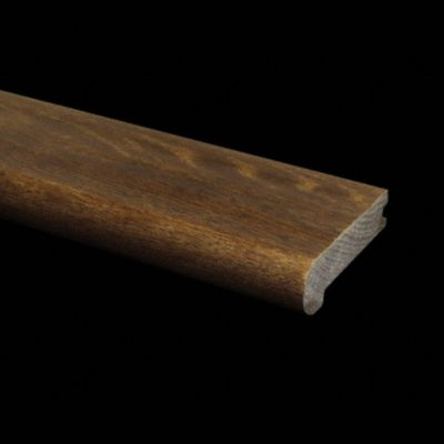 "3/4"" x 3 1/4"" x 6.5LFT Old World Oak Stair Nose"