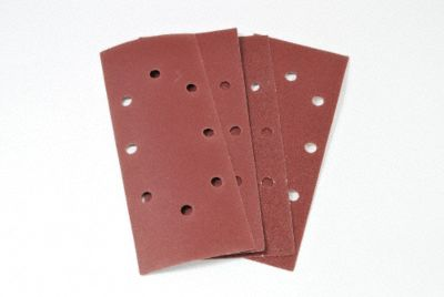 Mixed 1/3 Sanding Sheet 4-Piece