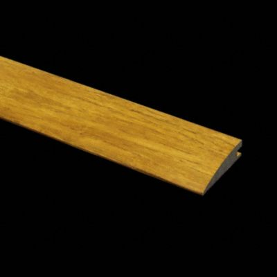 "Prefinished Carbonized Bamboo Reducer- 3/8""x 6lft"