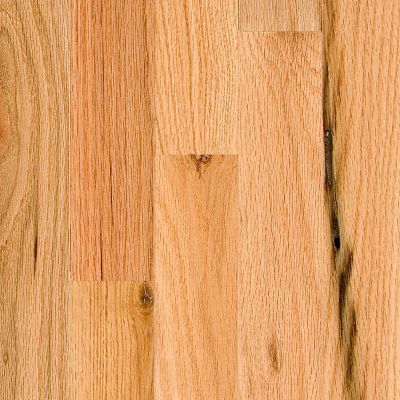 "3/4"" x 2-1/4"" Rustic Red Oak"