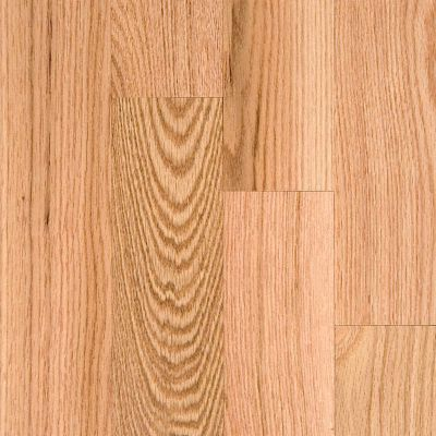 "3/8"" X 3"" Natural Red Oak Flooring Odd Lot"