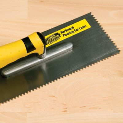 "3/16"" x 5/32"" V-Notch Trowel"