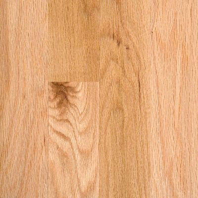"3/4"" x 3-1/4""  Natural Millrun Red Oak"
