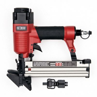 4 in 1 Floor Stapler/Nailer