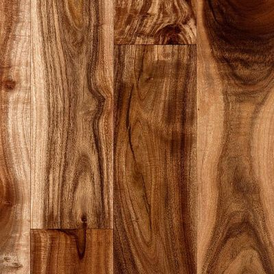 "7/16"" x 4-3/4"" Acacia Quick Clic Engineered"