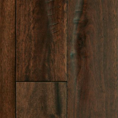 "3/4"" x 3"" Java Lyptus Hardwood Handscraped"