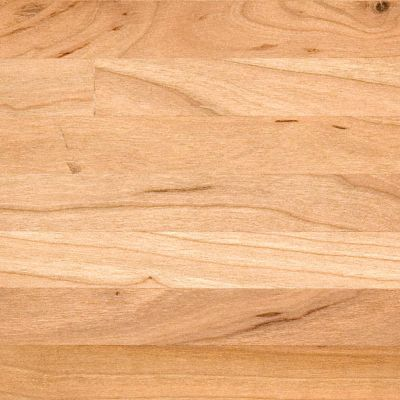 "1 1/2""x 25"" x12 lft Maple Butcher Block Countertop"