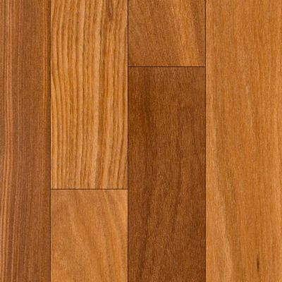 "3/4"" x 3-1/4"" Brazilian Teak Flooring Odd Lot"