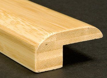 "7/8"" x 2 1/16"" x 6LFT Bamboo Threshold"